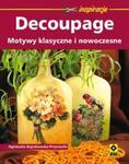Decoupage Motywy klasyczne i nowoczesne w sklepie internetowym Booknet.net.pl
