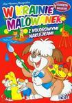 W krainie malowanek z kolorowymi naklejkami w sklepie internetowym Booknet.net.pl