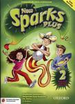 New Sparks plus. Klasa 0-3, szkoła podstawowa, część 2. Język Angielski. Podręcznik w sklepie internetowym Booknet.net.pl