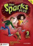 New Sparks Plus. Klasa 0-3, szkoła podstawowa, część 3. Język Angielski. Podręcznik w sklepie internetowym Booknet.net.pl