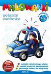 Malowanki 1 Pojazdy osobowe + pisak w sklepie internetowym Booknet.net.pl