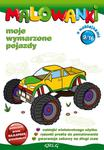Malowanki 9 Moje wymarzone pojazdy + pisak w sklepie internetowym Booknet.net.pl