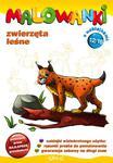 Malowanki 12 Zwierzęta leśne + pisak w sklepie internetowym Booknet.net.pl
