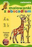 Malowanki z abecadłem Zwierzęta + pisak w sklepie internetowym Booknet.net.pl