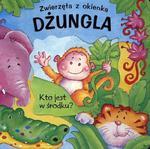 Zwierzęta z okienka Dżungla w sklepie internetowym Booknet.net.pl