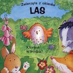 Zwierzęta z okienka Las w sklepie internetowym Booknet.net.pl