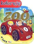 Koloruję. Jadę do Zoo w sklepie internetowym Booknet.net.pl