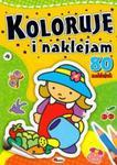 Koloruję i naklejam 4 w sklepie internetowym Booknet.net.pl