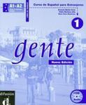 Gente 1 z płytą CD w sklepie internetowym Booknet.net.pl