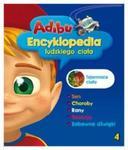 Adibu Encyklopedia ludzkiego ciała 4 Jak się regenerujesz w sklepie internetowym Booknet.net.pl