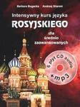 Intensywny kurs języka rosyjskiego dla średnio zaawansowanych z CD i MP3 w sklepie internetowym Booknet.net.pl
