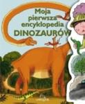 Moja pierwsza encyklopedia dinozaurów w sklepie internetowym Booknet.net.pl