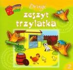 Drugi zeszyt trzylatka w sklepie internetowym Booknet.net.pl