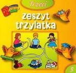 Trzeci zeszyt trzylatka w sklepie internetowym Booknet.net.pl