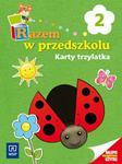 Razem w przedszkolu 2 Karty trzylatka w sklepie internetowym Booknet.net.pl