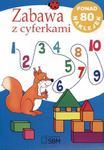 Zabawa z cyferkami + naklejki w sklepie internetowym Booknet.net.pl