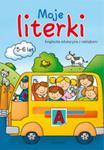 Moje literki 5-6 lat w sklepie internetowym Booknet.net.pl