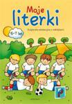 Moje literki 6-7 lat w sklepie internetowym Booknet.net.pl