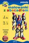 Malowanki z abecadłem Pojazdy + pisak w sklepie internetowym Booknet.net.pl