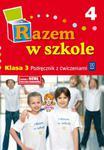 Razem w szkole 3 podręcznik z ćwiczeniami część 4 w sklepie internetowym Booknet.net.pl