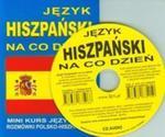 Język hiszpański na co dzień +CD w sklepie internetowym Booknet.net.pl