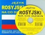 Język rosyjski na co dzień + CD w sklepie internetowym Booknet.net.pl