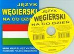 Język węgierski na co dzień+CD w sklepie internetowym Booknet.net.pl