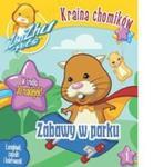 Zhu Zhu Pets Kraina chomików 1 Zabawy w parku w sklepie internetowym Booknet.net.pl