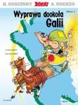 Asteriks Wyprawa dookoła Galii tom 4 w sklepie internetowym Booknet.net.pl