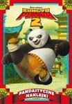 Kung Fu Panda 2 Pandastyczne naklejki w sklepie internetowym Booknet.net.pl