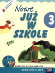 Szkoła na miarę Nowe już w szkole 3 Podręcznik część 1 + CD w sklepie internetowym Booknet.net.pl