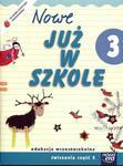 Szkoła na miarę Nowe już w szkole 3 Ćwiczenia część 2 w sklepie internetowym Booknet.net.pl