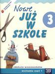 Szkoła na miarę Nowe już w szkole 3 Wycinanka część 1 w sklepie internetowym Booknet.net.pl