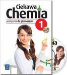 Ciekawa chemia. Klasa 1, gimnazjum. Podręcznik (+CD) w sklepie internetowym Booknet.net.pl