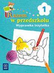 Razem w przedszkolu. Część 1. Wyprawka trzylatka w sklepie internetowym Booknet.net.pl