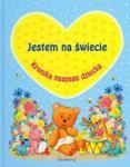 Jestem na świecie Kronika naszego dziecka niebieska w sklepie internetowym Booknet.net.pl