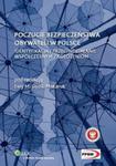Poczucie bezpieczeństwa obywateli w Polsce w sklepie internetowym Booknet.net.pl