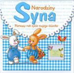 Narodziny syna pierwszy rok życia mojego dziecka w sklepie internetowym Booknet.net.pl