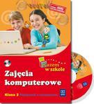 Razem w szkole Klasa 3. Zajęcia komputerowe. Podręcznik z ćwiczeniami + CD w sklepie internetowym Booknet.net.pl
