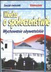 Wiedza o społeczeństwie Zeszyt ćwiczeń Wychowanie obywatelskie w sklepie internetowym Booknet.net.pl