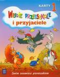 Wesołe Przedszkole i przyjaciele Karty 1 w sklepie internetowym Booknet.net.pl