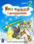 Wesołe Przedszkole i przyjaciele Karty 2 w sklepie internetowym Booknet.net.pl