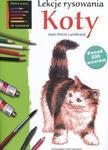 Lekcje rysowania. Koty w sklepie internetowym Booknet.net.pl