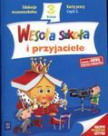 Wesoła szkoła i przyjaciele. Klasa 3, szkoła podstawowa. Część 3. Karty pracy w sklepie internetowym Booknet.net.pl
