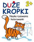 Duże kropki 2+ w sklepie internetowym Booknet.net.pl