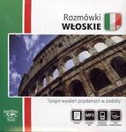 Rozmówki włoskie. Tysiące wyrażeń przydatnych w podróży (+CD) w sklepie internetowym Booknet.net.pl