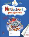 Wesoła szkoła i przyjaciele. Klasa 1, edukacja wczesnoszkolna, część 3. Zeszyt w sklepie internetowym Booknet.net.pl
