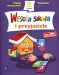 Wesoła szkoła i przyjaciele. Klasa 3. Edukacja wczesnoszkolna. Część 2. Matematyka w sklepie internetowym Booknet.net.pl