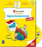 Wesoła szkoła i przyjaciele. Klasa 3, szkoła podstawowa. Zajęcia komputerowe. Podręcznik z ćwiczenia w sklepie internetowym Booknet.net.pl