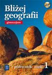 Bliżej geografii. Gimnazjum, część 1. Geografia. Podręcznik (+CD) w sklepie internetowym Booknet.net.pl